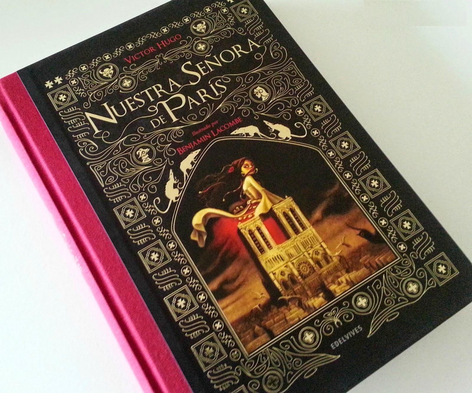 libro de Nuestra Señora de París