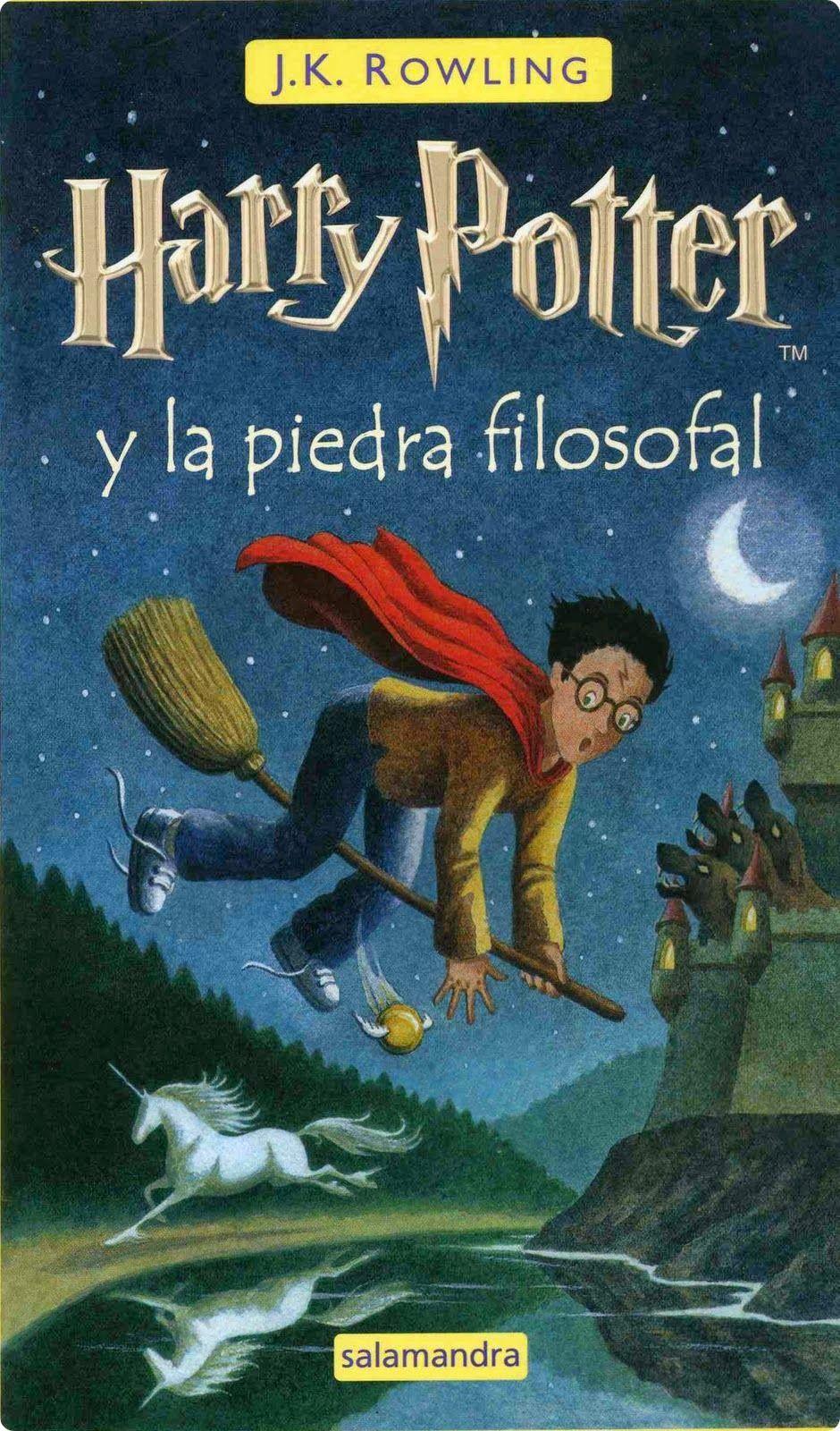 resumen de Harry Potter y la Piedra Filosofal