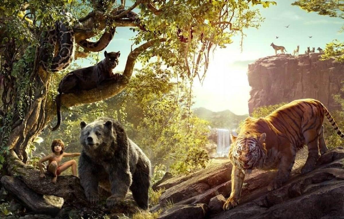 resumen del Libro de la Selva