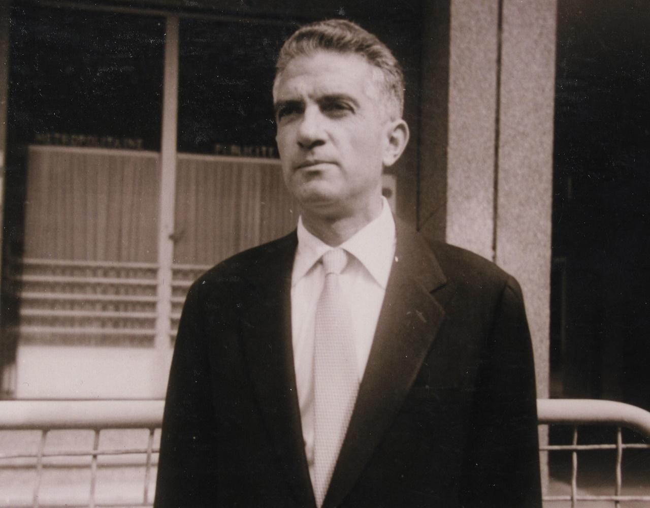 Biografía De Blas De Otero Poeta Y Autor