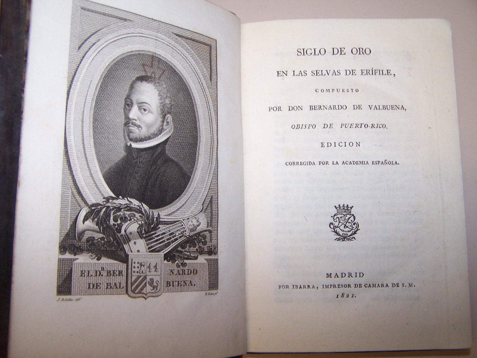 BERNARDO DE BALBUENA