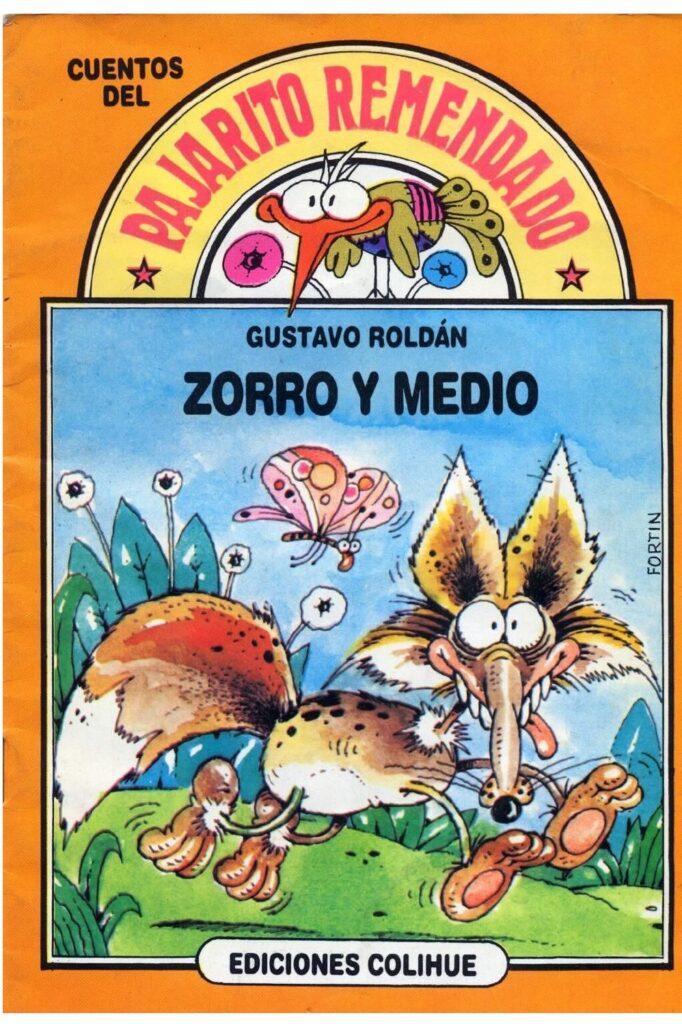 BIOGRAFIA DE GUSTAVO ROLDAN