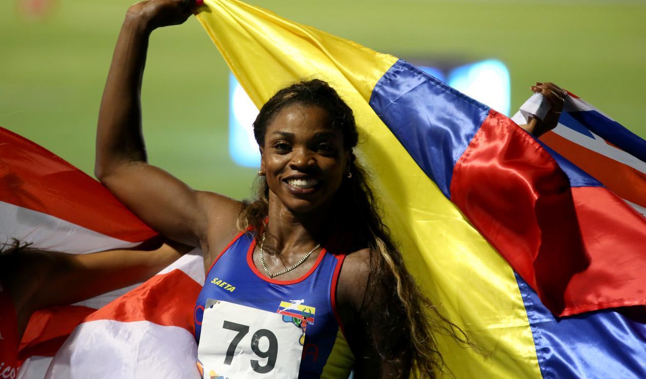 Biografía de Caterine Ibarguen y la primera medalla olímpica