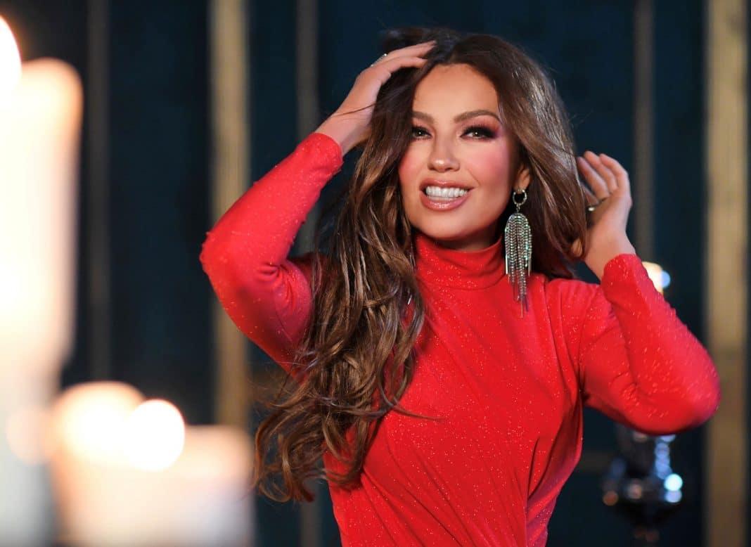 Biografía de Thalía es la Reina de las Telenovelas