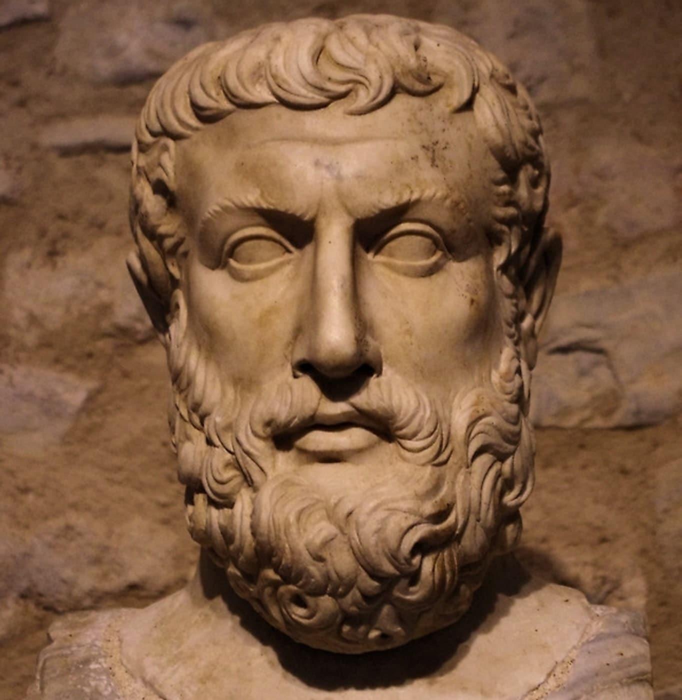 Biografía de Parménides