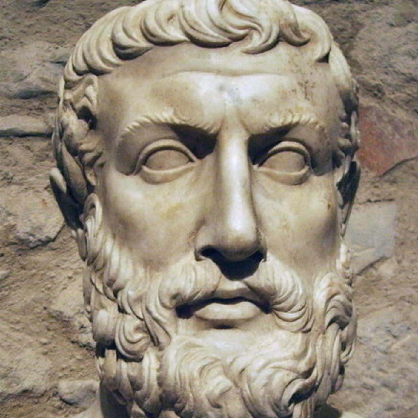 Biografía de Parménides y su nacimiento